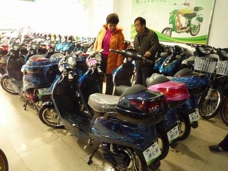 电动自行车,谁的江湖?