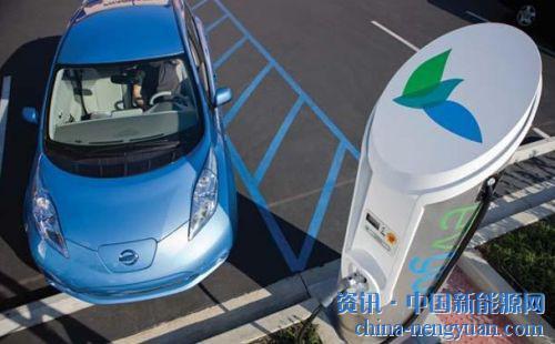 美国电力公司眼光投向电动汽车充电桩